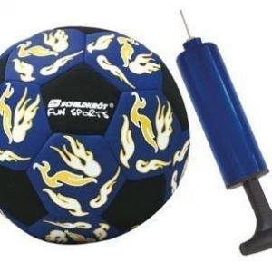 Schildkröt Neoprene rantajalkapallo pumpulla