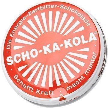 Scho-Ka-Kola 100 g peltirasiassa tumma