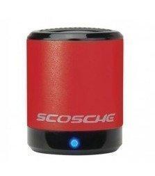 Scosche boomCAN punainen matkakaiutin