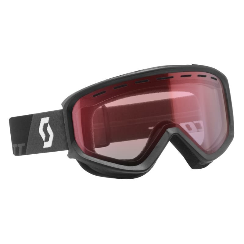 Scott Goggle Fact 1SIZE Black Amplifier