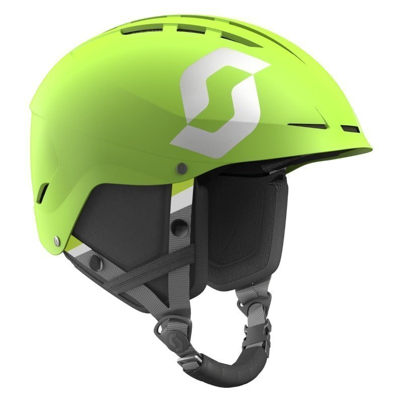 Scott Helmet Apic Jr Plus S Macew Green Matt
