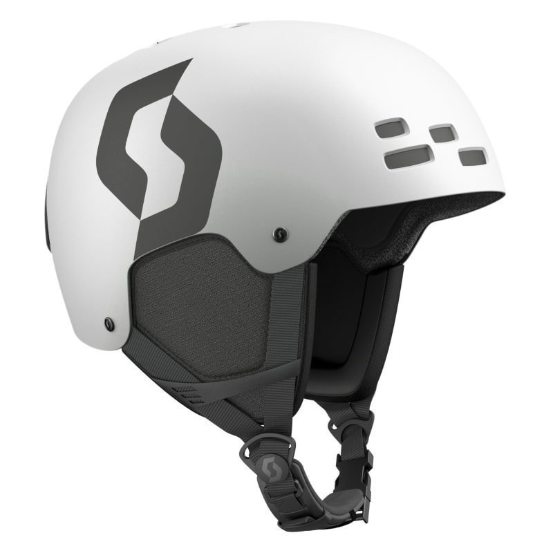 Scott Helmet Scream L White Matt