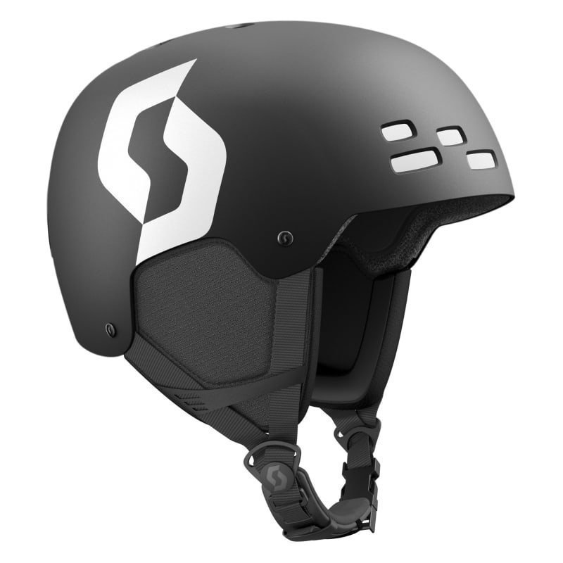 Scott Helmet Scream M Black Matt