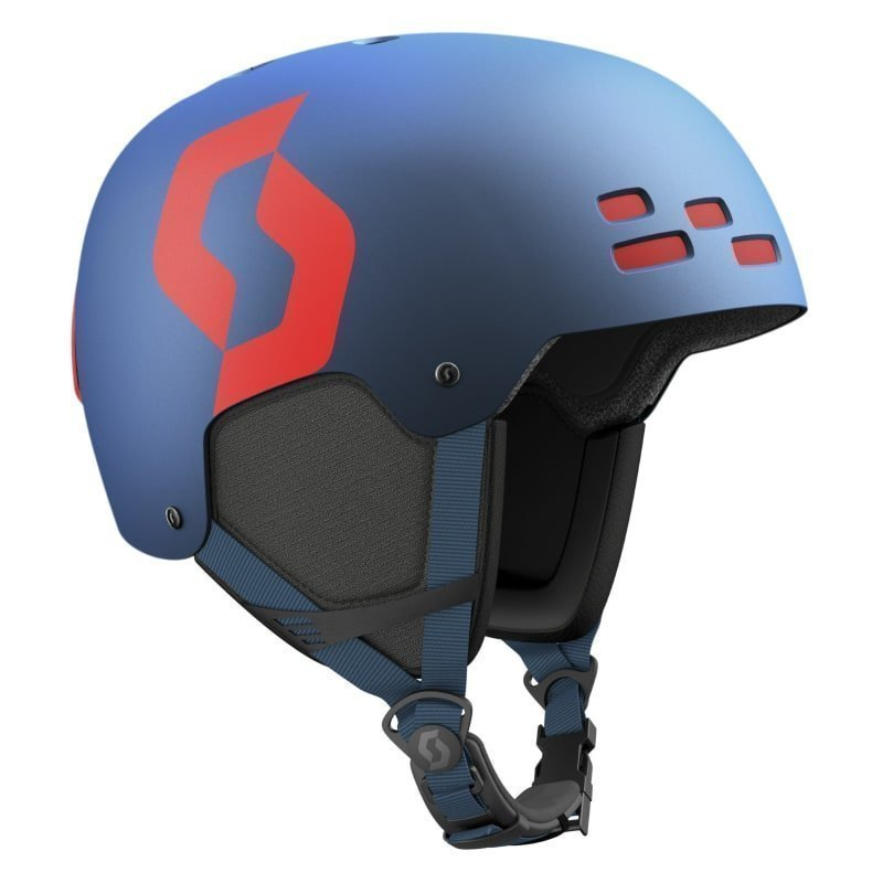 Scott Helmet Scream S Eclipse Blue Matt