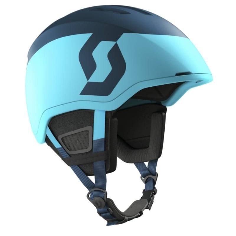 Scott Helmet Seeker Plus S Bermuda Blue Matt