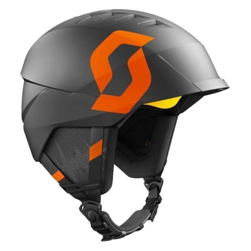 Scott Helmet Symbol L Earth Grey Matt