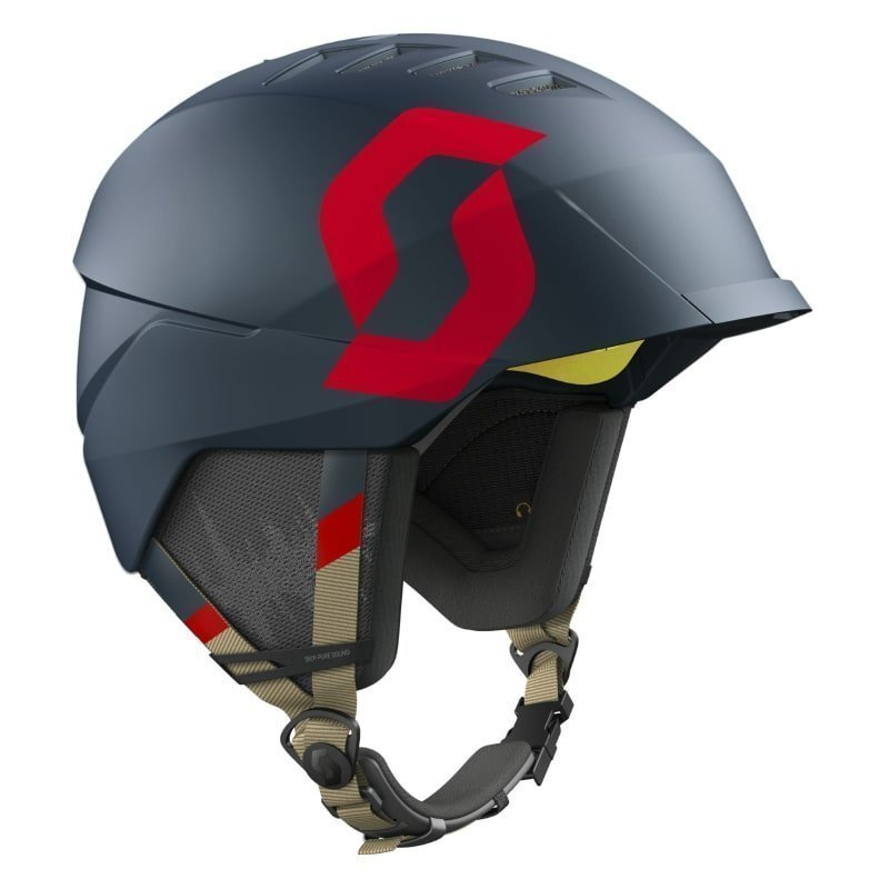 Scott Helmet Symbol L Eclipse Blue Matt