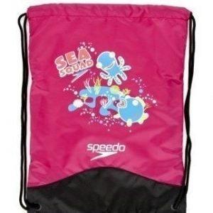 Sea Squad Wet Kit Bag pinkki