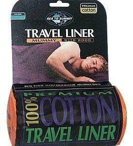 Sea To Summit Cotton Mummy Liner hupulla