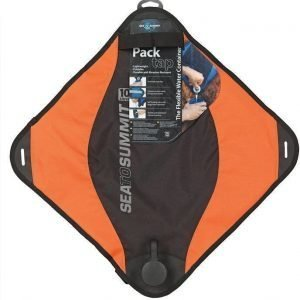 Sea To Summit Pack Tap 10L Punainen