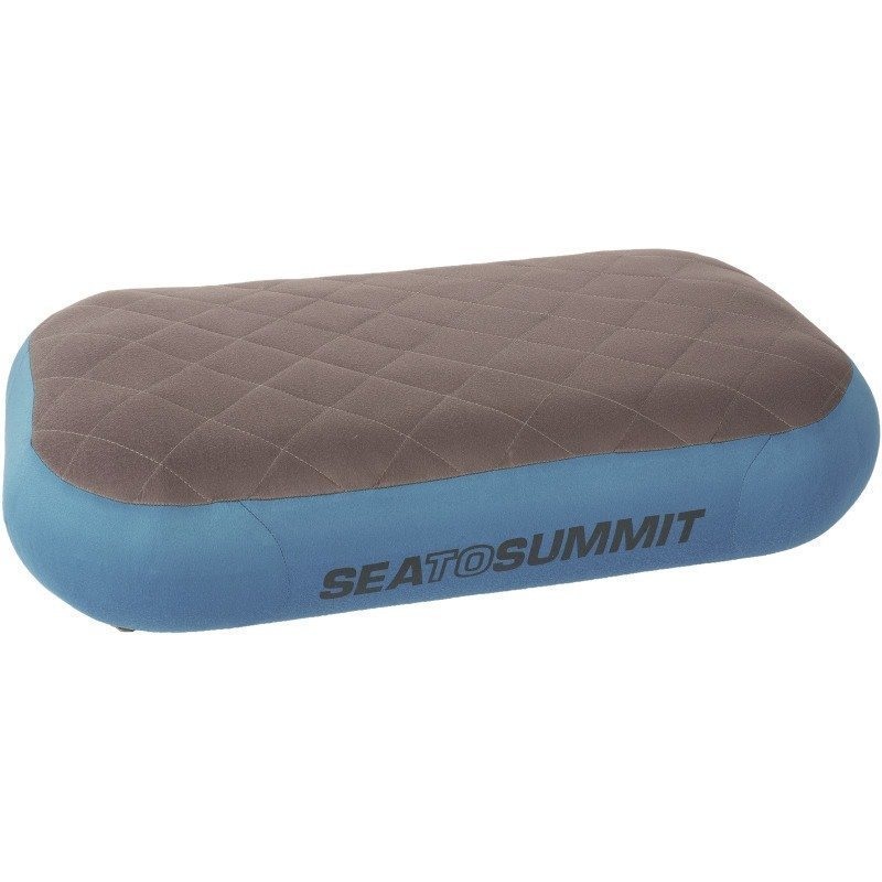 Sea to summit Aeros Pillow Premium Deluxe ONE SIZE Blue/Grey