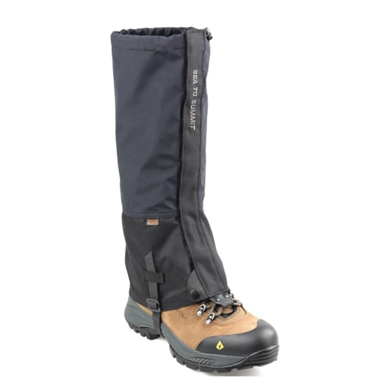 Sea to summit Alpine Gaiters S Black