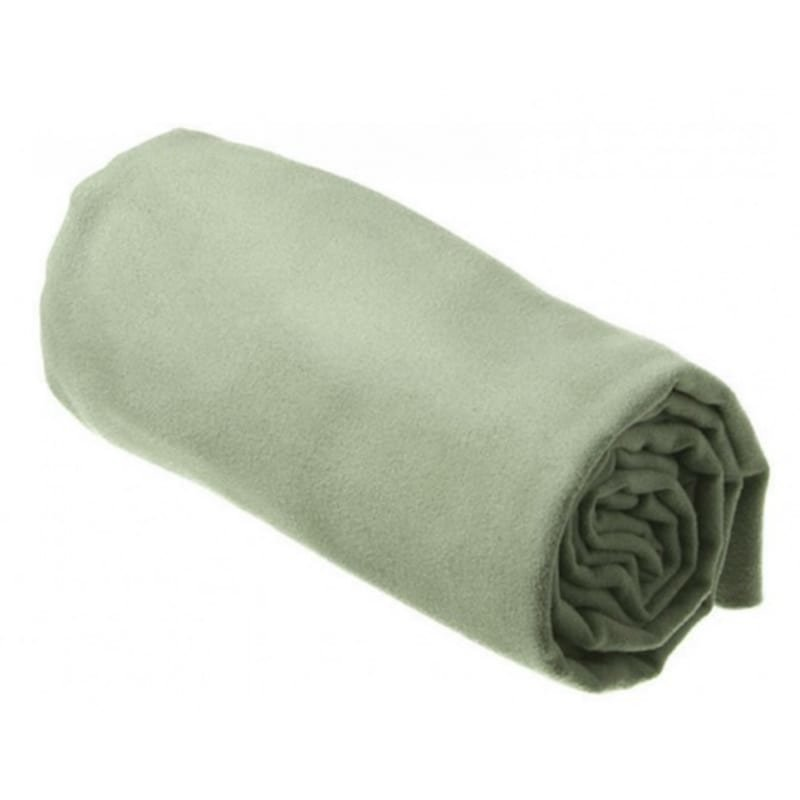 Sea to summit DryLiteTowel S 1SIZE Eucalyptus Green