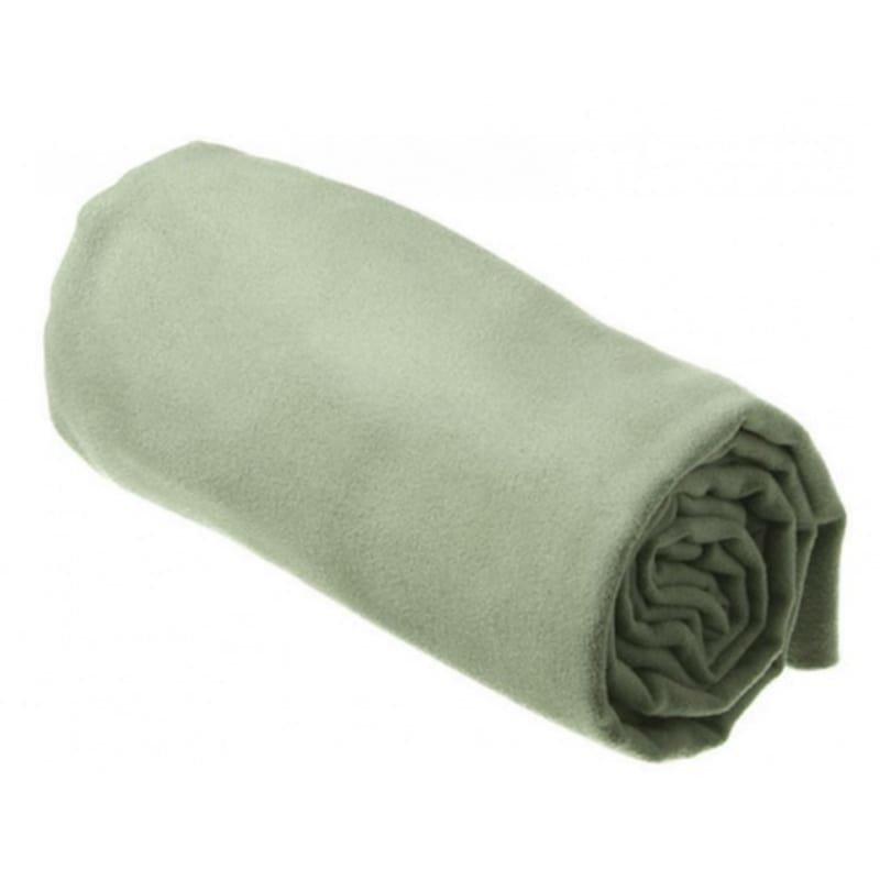Sea to summit Drylite Towel XL 1SIZE Eucalyptus Green