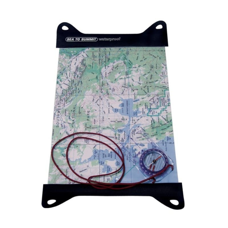 Sea to summit Guide Map Case Small Black