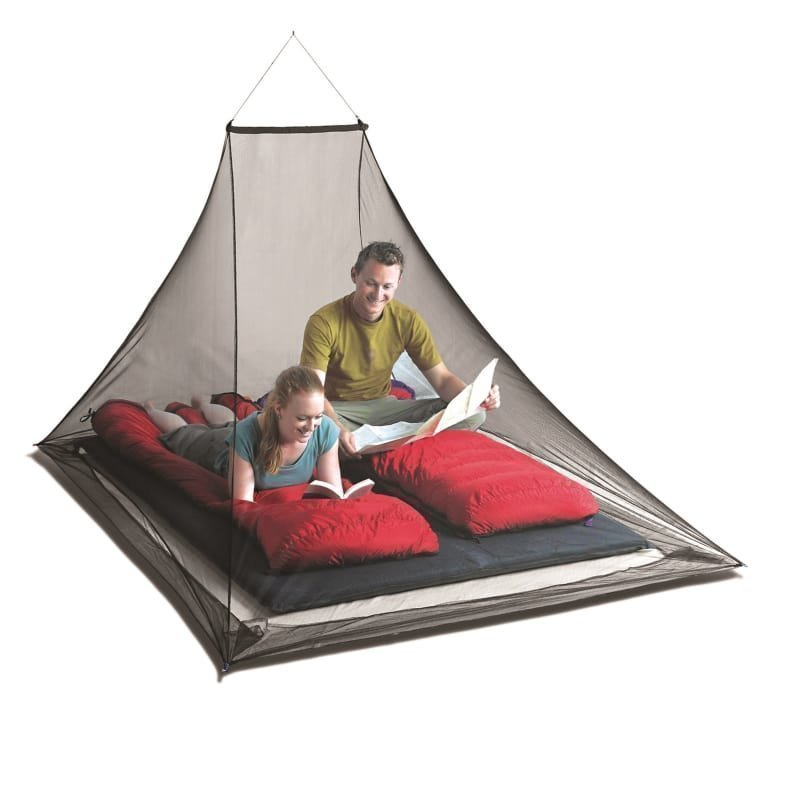 Sea to summit Nano Mosquito Net Double 1SIZE Grey