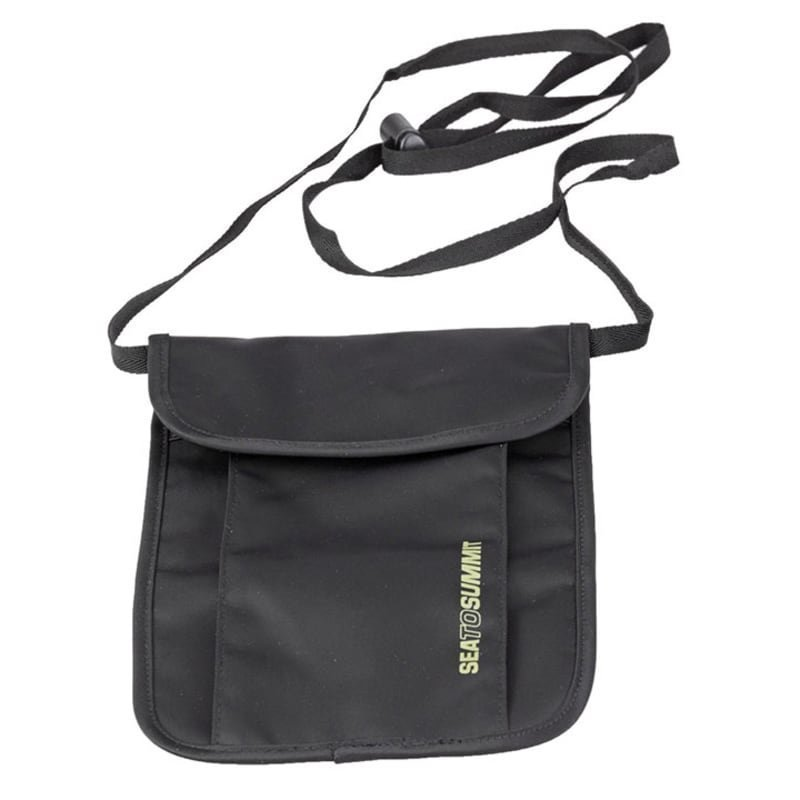 Sea to summit Neck Pouch 3 Black