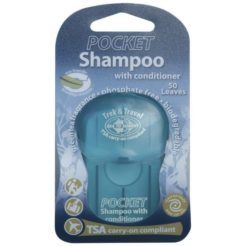 Sea to summit Pocket conditioner shampoo