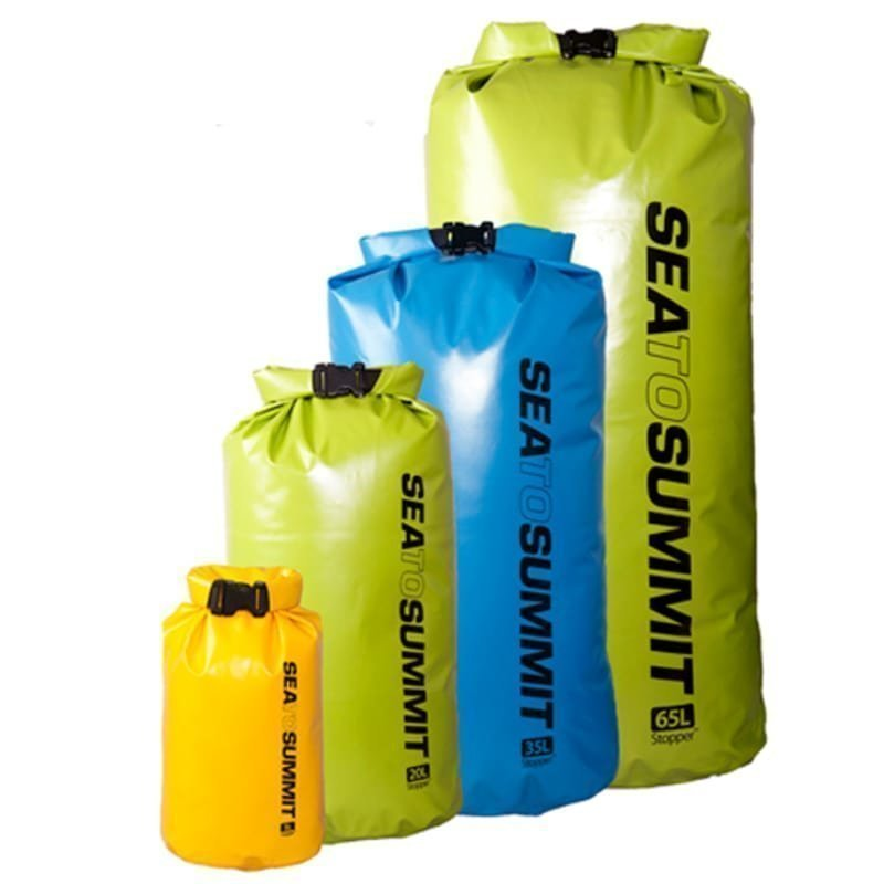 Sea to summit Stopper Dry Bg 65L 65L Green