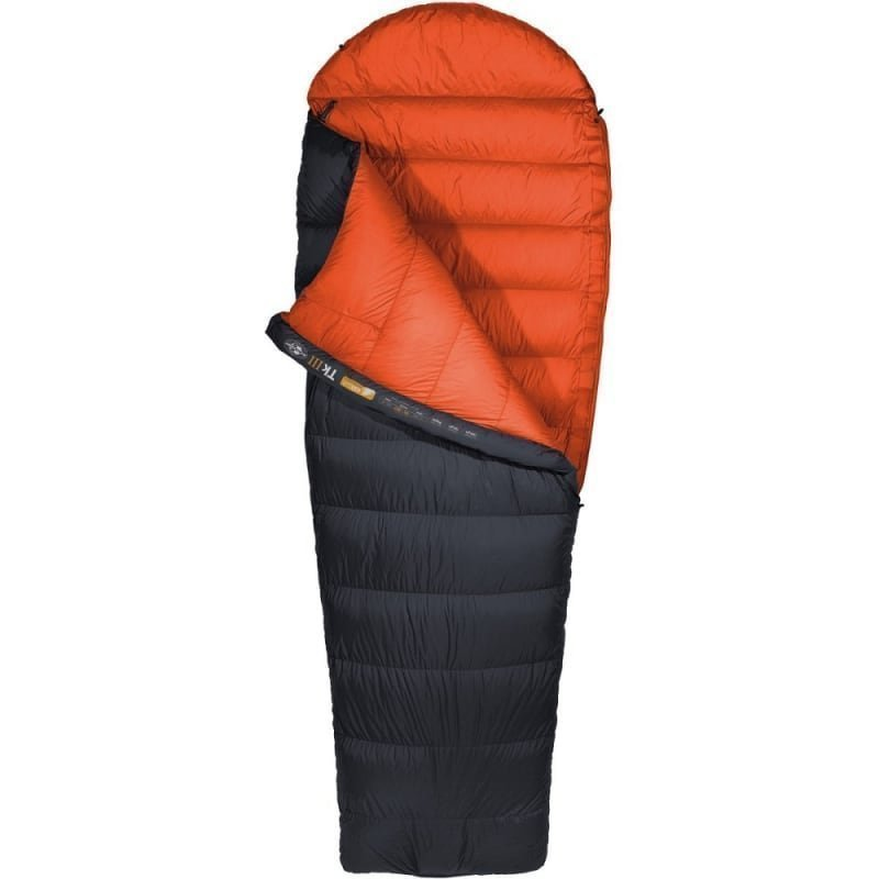 Sea to summit Trek Series - TKII LONG L Black/Orange
