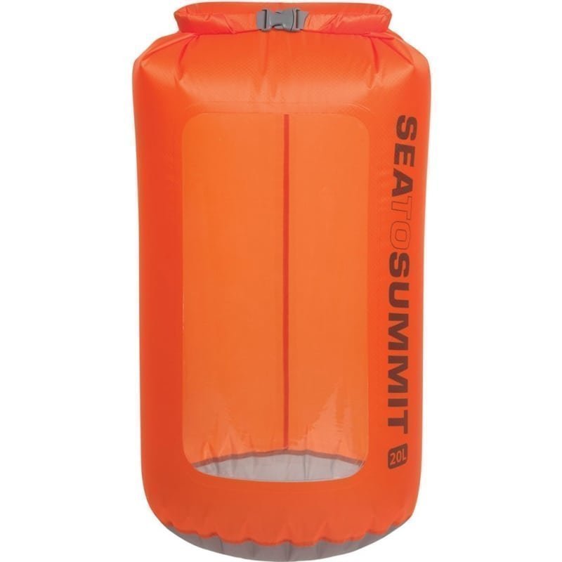 Sea to summit Ultra-Sil View Dry Sack 20 L 20 L Orange