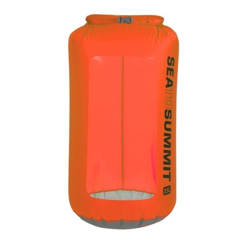 Sea to summit Ultra-Sil View Dry Sack 35 L B 35 L Orange