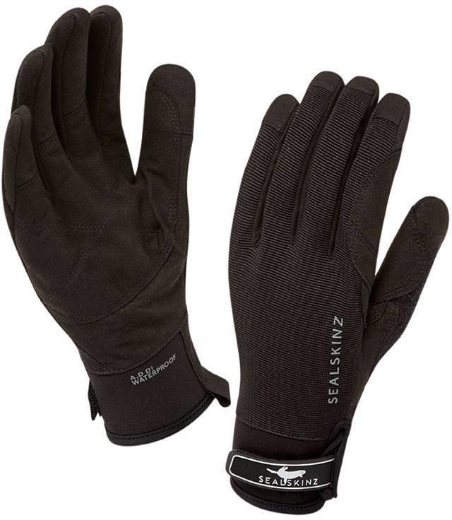 SealSkinz DragonEye Glove Musta L