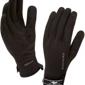 SealSkinz DragonEye Glove Musta M
