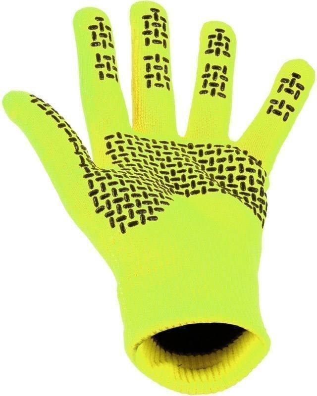 SealSkinz Ultragrip Gloves Keltainen L