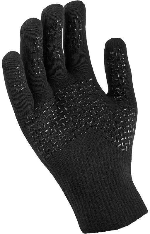 SealSkinz Ultragrip Gloves Musta L
