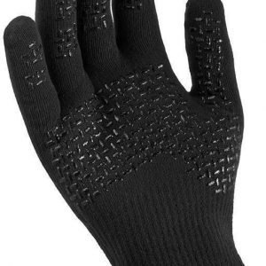 SealSkinz Ultragrip Gloves Musta XL