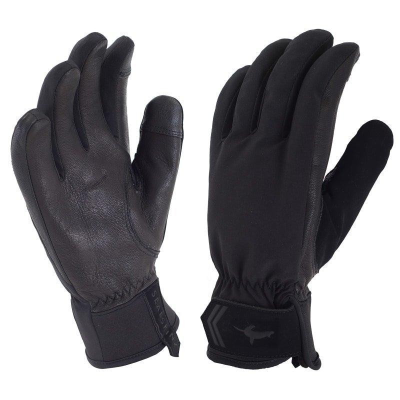 Sealskinz All Season Glove L Black/Charcoal