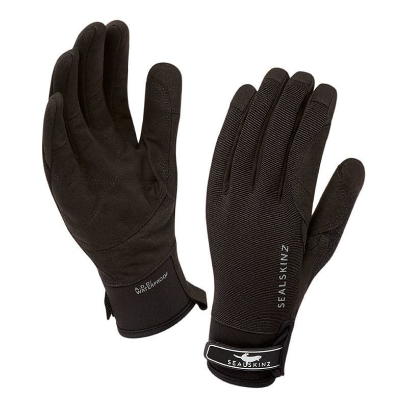 Sealskinz Dragon Eye Glove L Black/Charcoal