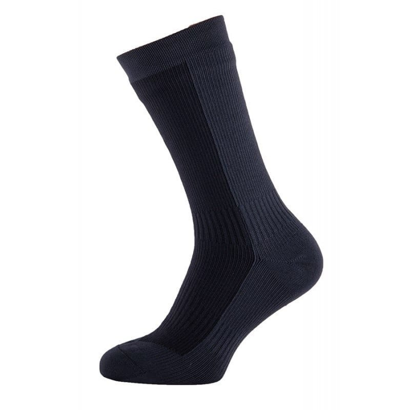 Sealskinz Hiking Mid Mid XL Black/Anthracite