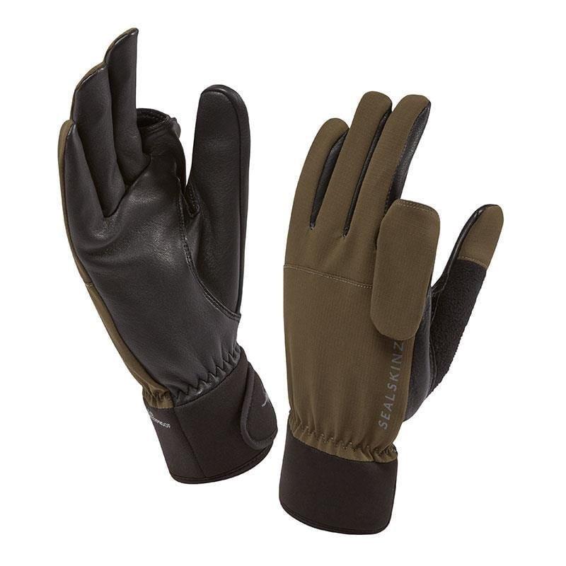 Sealskinz Shooting Glove L Olive