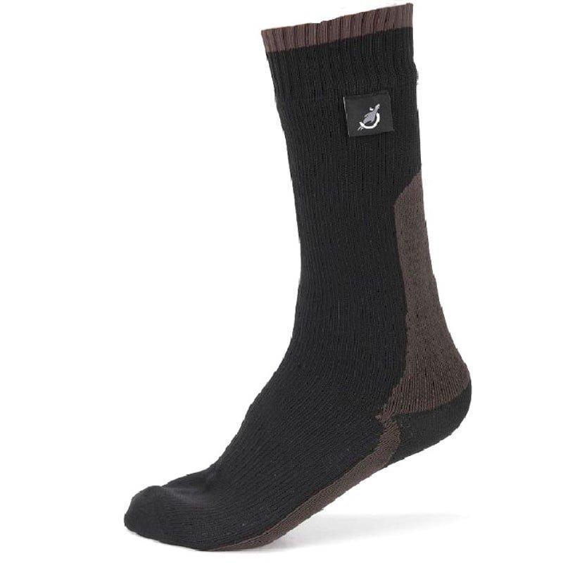 Sealskinz Thin Mid Length Sock 47-49 Black