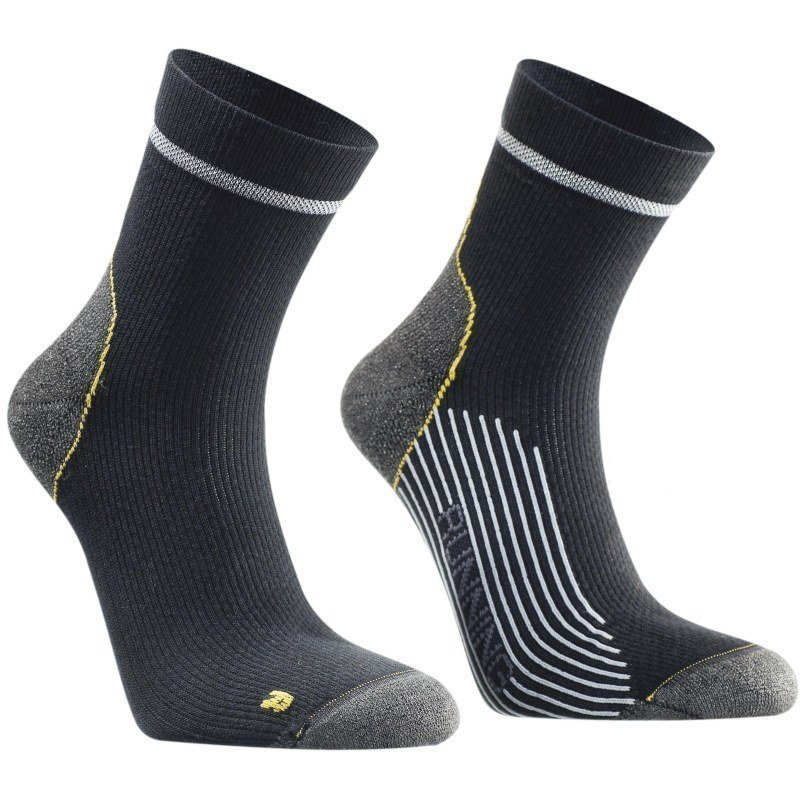 Seger Sense Running Mid Comfort 43-45 Black/Grey