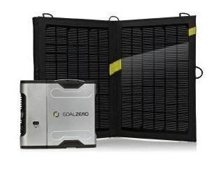Sherpa 50 Solar varavirtalähde Kit
