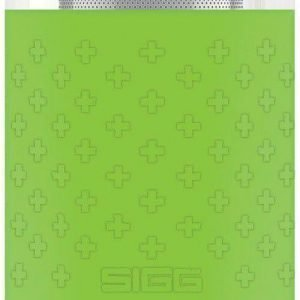 Sigg Hot & Cold Glass Green Vihreä