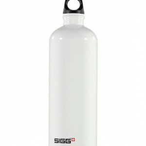 Sigg Traveller Vesipullo Valkoinen 0.6l