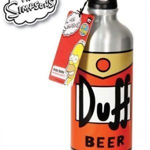 Simpsons Duff Beer juomapullo