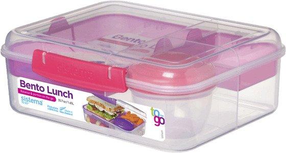 Sistema Bento Box To Go Eväsrasia 1