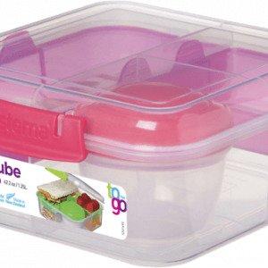 Sistema Bento Cube To Go Eväsrasia 1