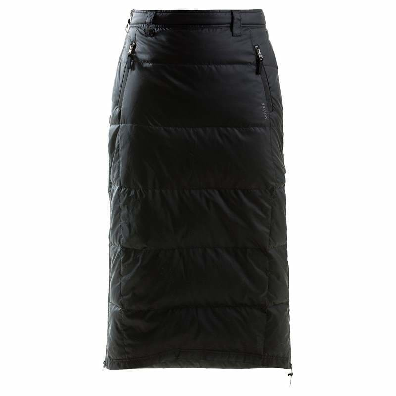 Skhoop Alaska Long Down Skirt L Black