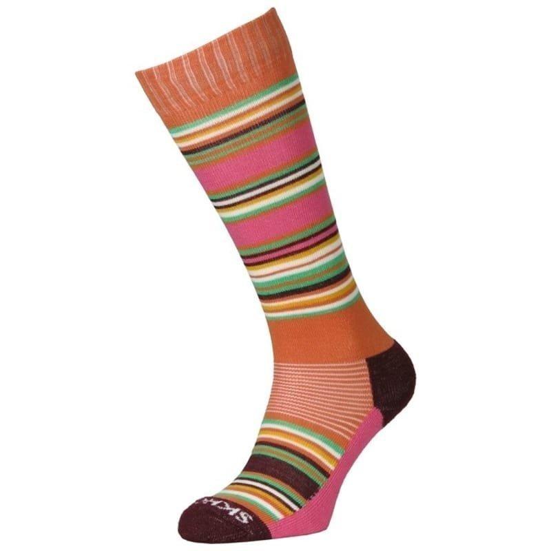 Skhoop Hot Stripe Sock 37-39 Rust