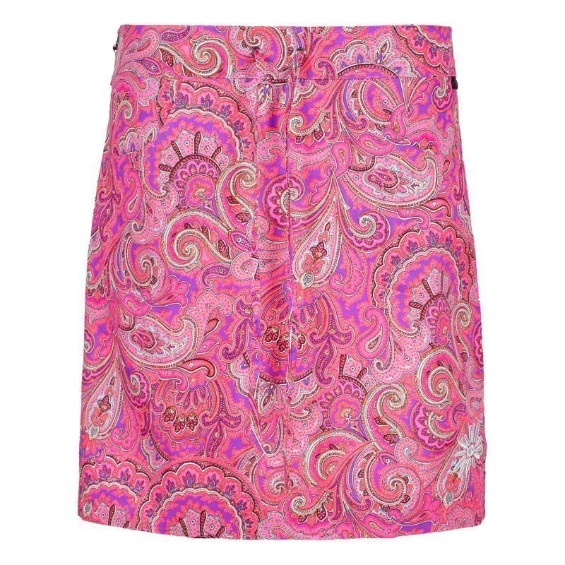 Skhoop Jenny Short Skirt XL Pink