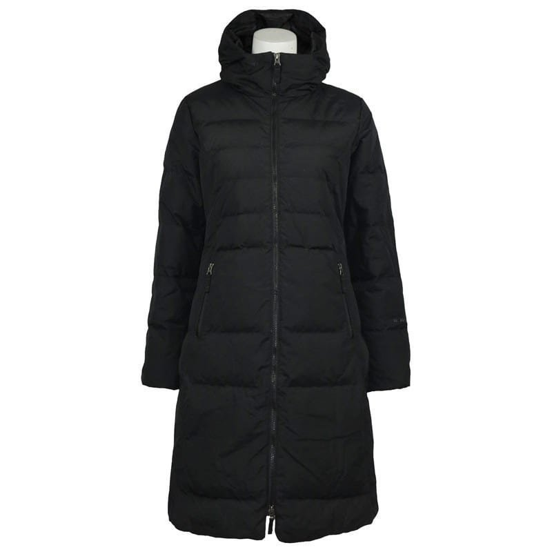 Skhoop Long Down Jacket S Black
