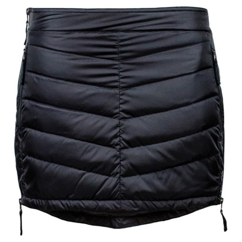 Skhoop Mini Down Skirt L Black