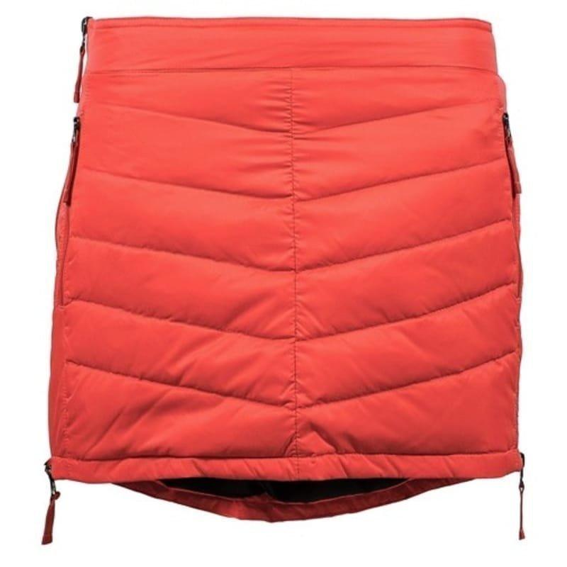 Skhoop Mini Down Skirt M Coral