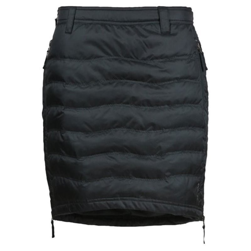 Skhoop Short Down Skirt S Black
